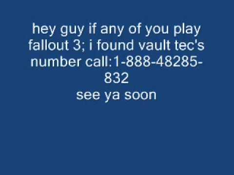 The phone vault