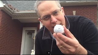 How To Pull A Tooth with a golf club, golf ball and dental floss
