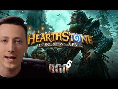 """RAPGAMEOBZOR 5"" — HearthStone: Heroes of Warcraft"