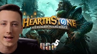 """RAPGAMEOBZOR 5"" — HearthStone: Heroes of Warcraft"