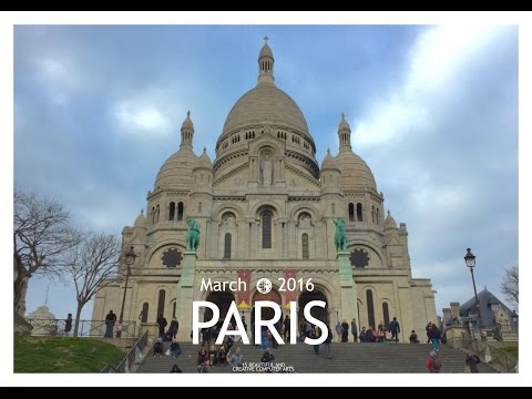 MY One Day Trip to PARIS