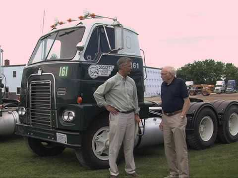 1963 Emeryville International Truck