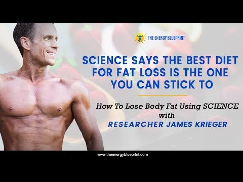 The Best Diet For Fat Loss │ How To Lose Body Fat with James Krieger and Ari Whitten