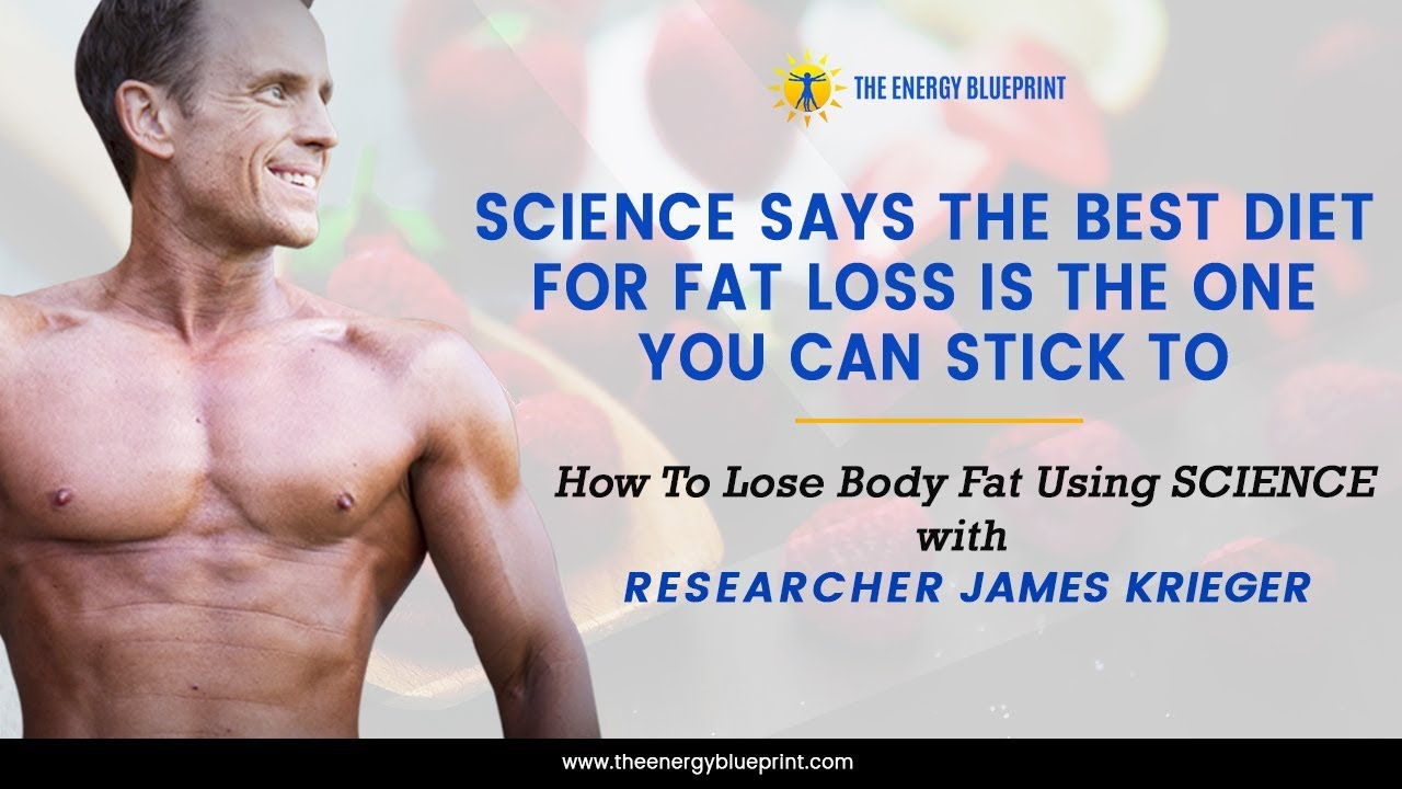 And loss diet body fat