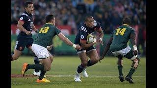 FRANCE - AFRIQUE DU SUD : Rugby Challenge 3