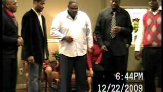 "The Temptations, ""SILENT NIGHT"" The Spiritual Coalition,"