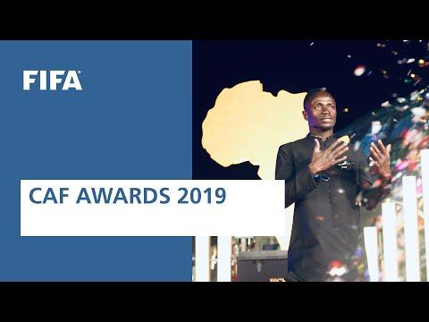 REPLAY: CAF Awards 2019