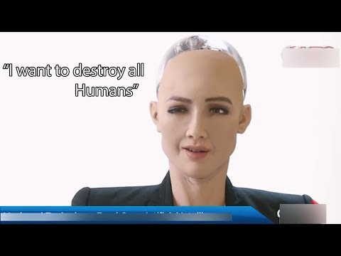 5 CREEPIEST Events Artificial Intelligence Robots Have Created and Done...