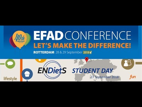 11th EFAD Conference | Student Day 2018