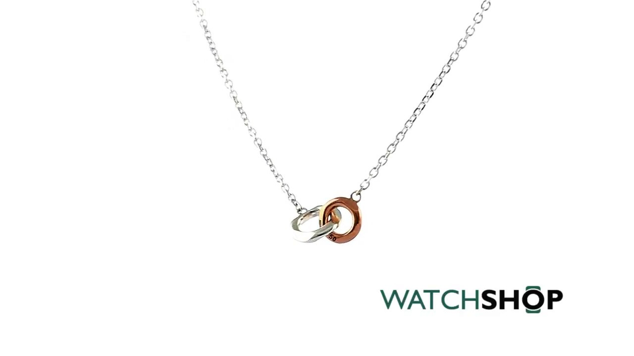 03df2b8d9adb Ladies Links Of London Jewellery Sterling Silver 20 20 Necklace (5020.2954)  | WatchShop.com™