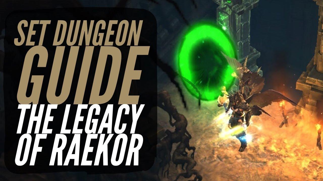 diablo 3 set dungeon guide barbarian