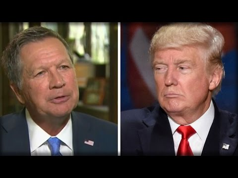 JUST IN: JOHN KASICH MAKES SURPRISE ELECTORAL COLLEGE ANNOUNCEMENT THAT TRUMP NEVER SAW COMING