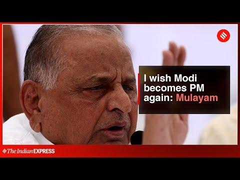I wish Modi becomes Prime Minister again: Mulayam Mp3