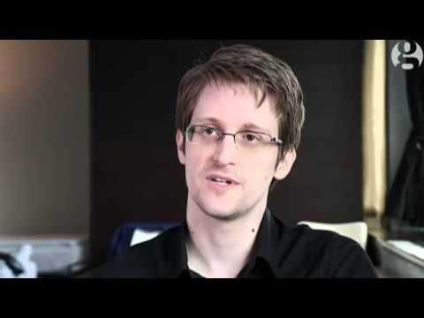 Edward Snowden about Privacy