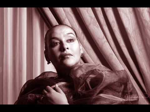 E strano... Ah, fors'e lui... Sempre libera! Ines Salazar, Traviata , Caracas
