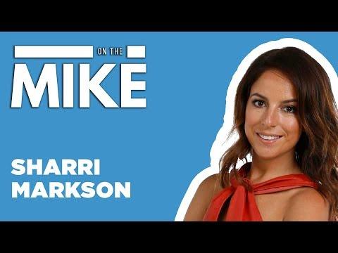 SHARRI MARKSON - ON THE MIKE #017
