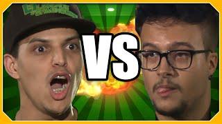 DAMIANI X TERROR BIONIC: LogBR - Legends of Gaming Brasil EP.17