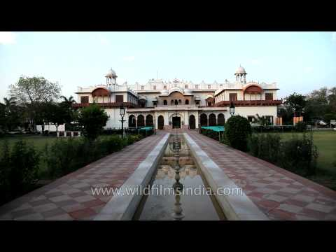 Laxmi Vilas Palace - The heritage guest house at Bharatpur