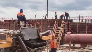 100-я опора: строители Крымского моста прошли очередной рубеж(, 2016-09-01T10:12:55.000Z)