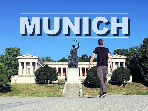 Munich in 3 days - Munich travel documentary  2018