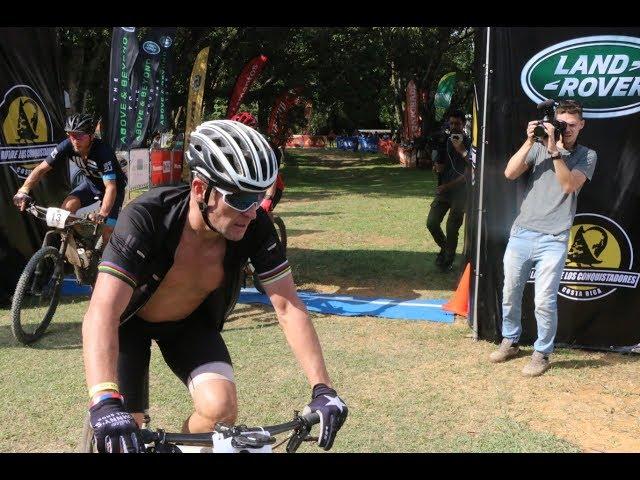 """Lance Armstrong: """"Costa Rica me hizo tener el día más difícil de mi vida en bicicleta"""""""
