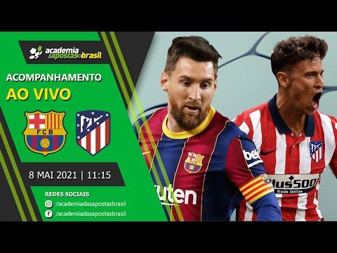 Barcelona vs Atlético Madrid ao vivo - La Liga   Acompanhamento