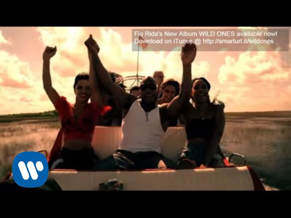 Flo Rida - Wild Ones ft  Sia [Official Video]