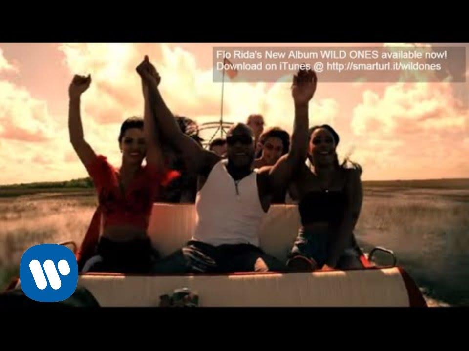 Flo rida wild ones ft. Macy kate [dick clark's new year's rockin.