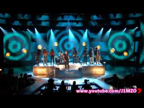 James Arthur (Live) - Week 8 - Live...