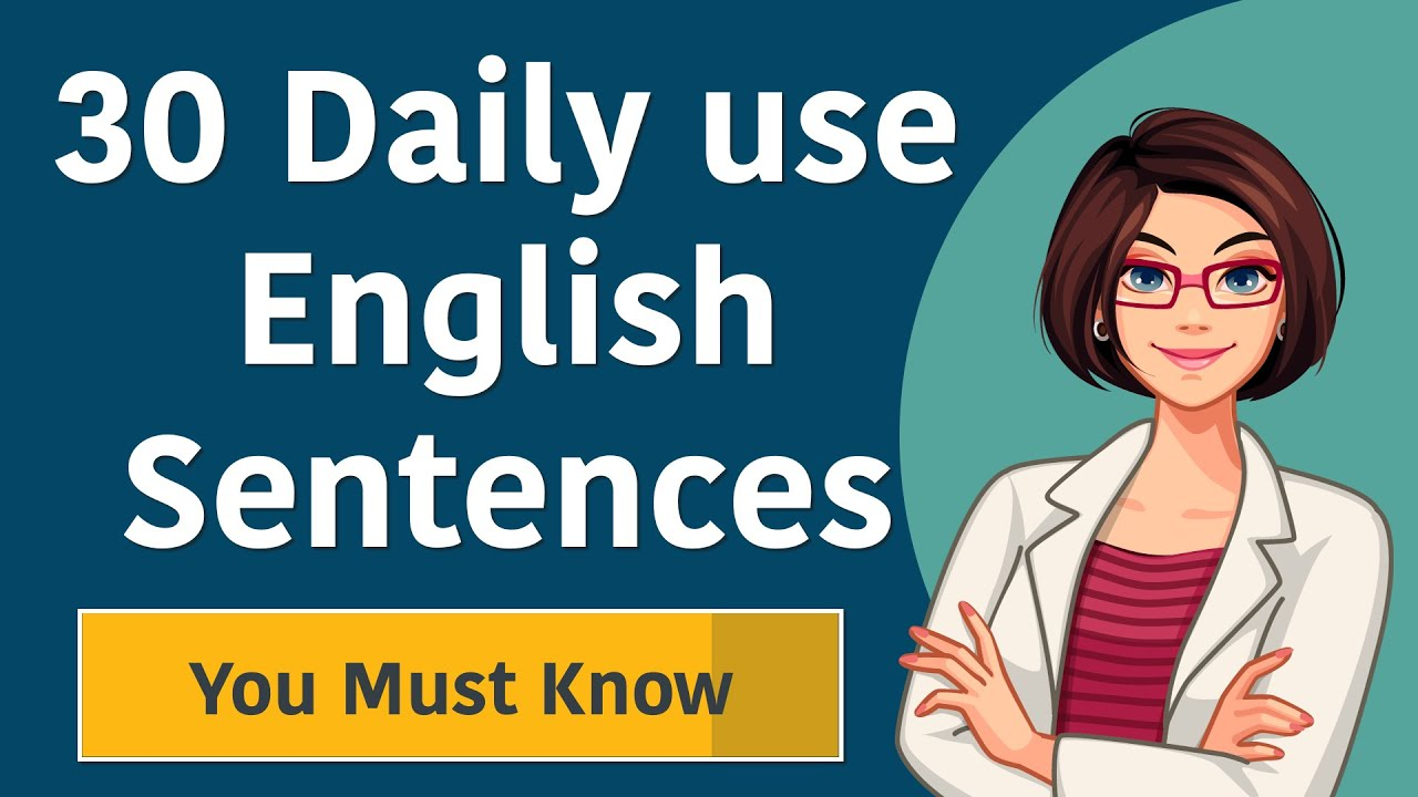 30 Daily use English Sentences || Use of was and Had in English Grammar || Spoken English Course