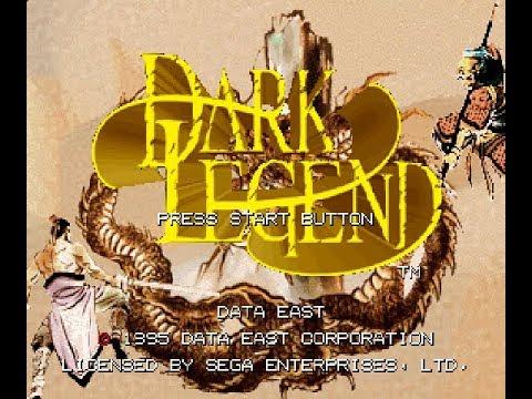 Saturn Longplay [028] Dark Legend