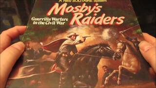 """The Grognards Corner takes a look at """"Mosby's Raiders"""" part 1"""