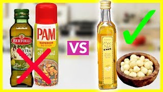 This Cooking Oil is HEALTHIER than Olive Oil! (Tastes like Butter!!)