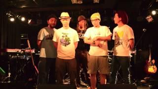 夏びらきMUSIC FESTIVAL2015 @服部緑地野外音楽堂(大阪府) 2015.7/4(土)...