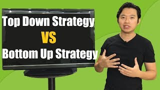 Forex Top Down VS Bottom Up Strategy (Which One?)