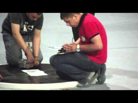 neşter sumo robot meb 2012 karabük üniversitesi türkiye