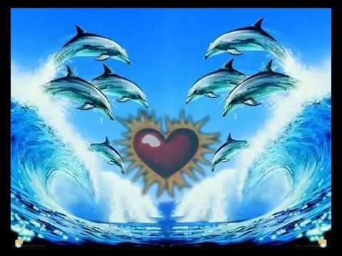 Reiki Music bells every 3 mins dolphins sounds - Musica Reiki campanas cada 3 minutos delfines