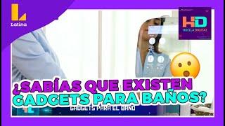 #HuellaDigital (05-07-2020): Gadgets para baños