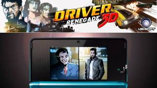 DRIVER: Renegade 3D - First 30 Minutes gameplay
