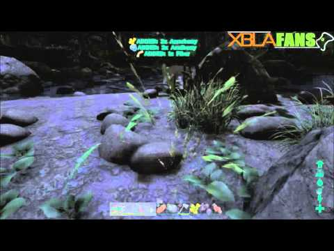 Ark Survival Evolved Xbox One How To Find Fiber Youtube