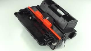 HP 81X (CF281X) Black High-Yield 25,000 Pages Replacement LaserJet Toner Cartridge