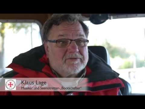 """Klaus Lage: """"Volle Kraft voraus"""" – Der Seenotretter-Song (Wie es dazu kam)"""