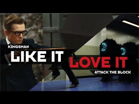 KINGSMAN / ATTACK THE BLOCK