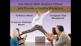 Anytime Fitness Towson, MD Corporate Wellness