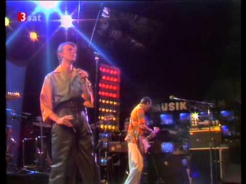 David bowie moon of alabama musikladen tv live