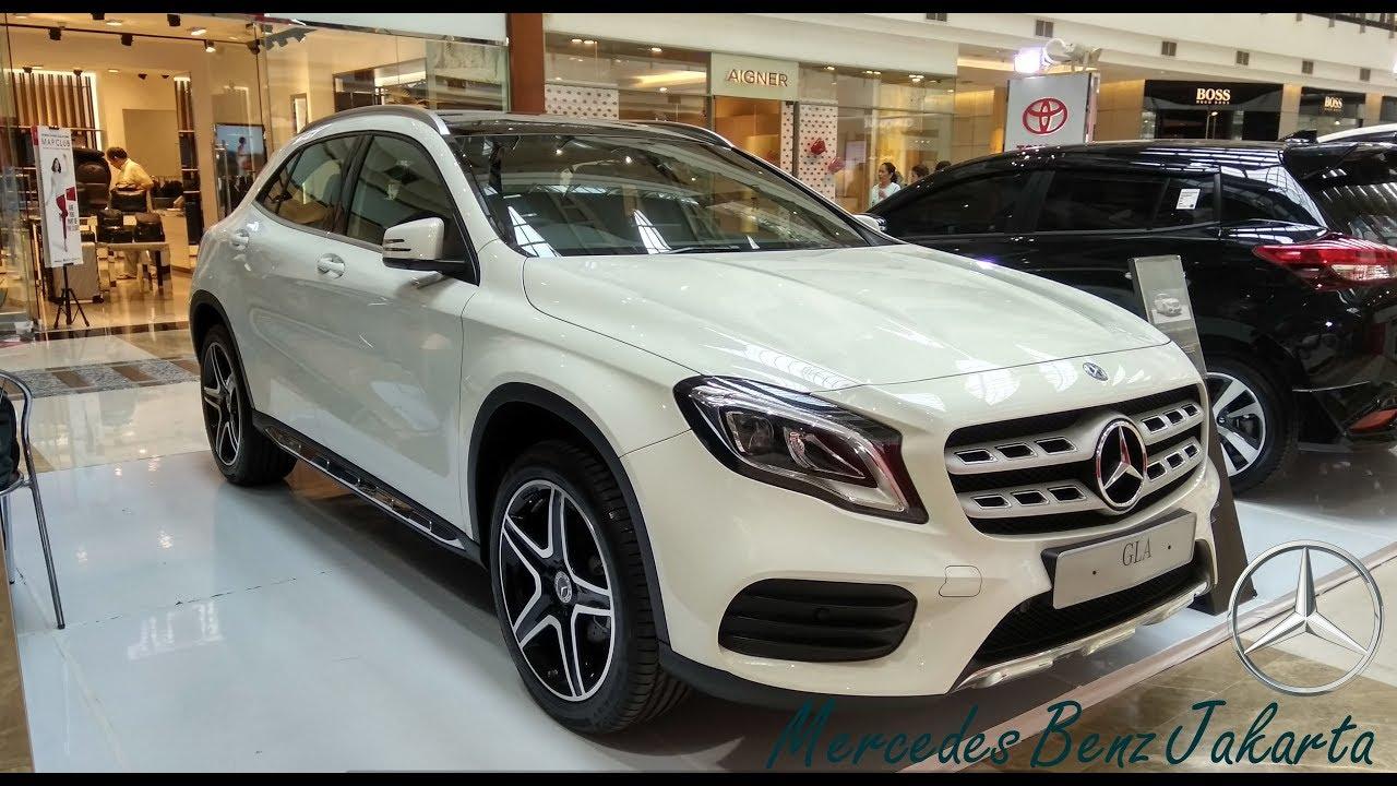 New Mercedes Benz Gla 200 Amg Line Fl 2018 Indonesia Exterior Interior Youtube Mercedes Benz Mercedes Benz Gla Benz