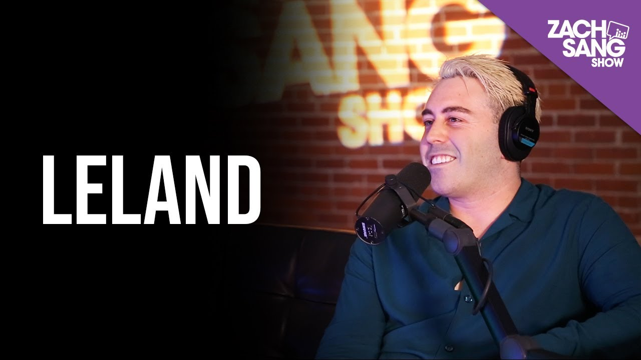 Leland talks Middle of a Heartbreak, Troye Sivan, Selena Gomez and Sabrina Carpenter