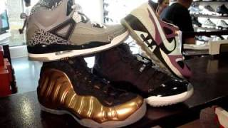 Vintage Nike Sneakers from The Cool Shoe Shine Footage Store