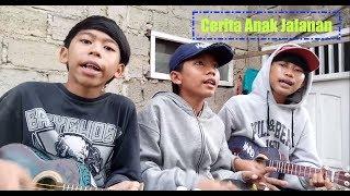 Debu Jalanan - Cerita Anak Jalanan Cover Kentrung