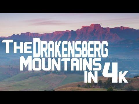 The Drakensberg Mountains in 4K